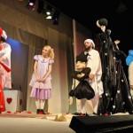 Teatrul 'Ţăndărică' va susţine, de două ori, spectacolul 'Povestea porcului'