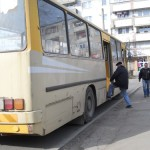Traseele mijloacelor de transport în comun vor fi deviate / Foto © Transilvania Reporter