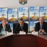 10.000 de clujeni aşteptaţi la inaugurarea pistei. 234 vor zbura gratuit deasupra Clujului