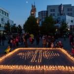 Evenimentul s-a desfăşurat în 11 octombrie în Satu Mare,   Carei,   Sighetu Marmaţiei şi Baia Mare