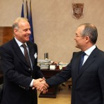 Ambasadorul Italieni: Clujul recunoscut la nivel internaţional prin nivel de viaţă şi cultură