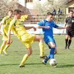 FC Zalău – Arieşul Turda,   duelul codașelor din Liga a 3-a seria V-a. Foto/Magazin Sălăjean