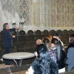 Elevilor li s-a vorbit la  Sinagoga din oraş despre semnificaţia zilei de 9 octombrie