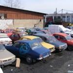 """În Sălaj sunt peste 44.000 de autoturisme cu vechime mai mare de 10 ani şi care pot face obiectul Programului """"Rabla"""""""