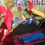 Simulare de cutremur în Maramureş