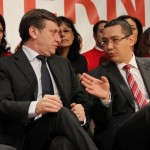 Ponta le cere liberalilor să nu sacrifice USL pentru Crin