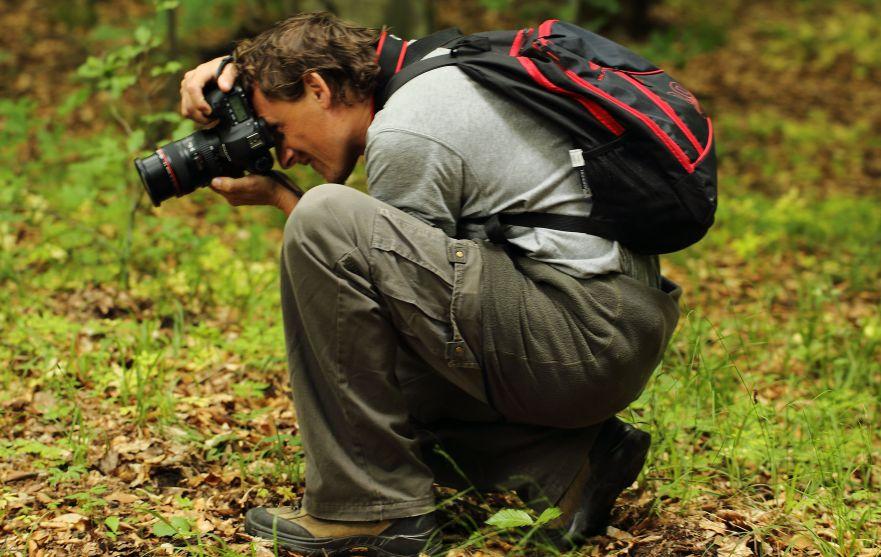 Foot: Bereczki Barna (Barni)-alpinist și fotograf