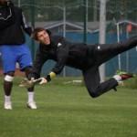 Costel Pantilimon a apărat ultima dată poarta echipei naţionale în octombrie 2012, în meciul pierdut de tricolori (1-4) cu Olanda