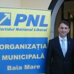 Gavril Ardusătan a fost ales preşedinte al PNL Baia Mare
