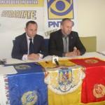 Ţărăniştii resping o eventuală alianţă cu PNL