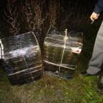 Ţigări în valoare de peste 13.000 lei confiscate la frontiera cu Ucraina