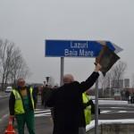 FOTO/ Drumul de ocolire a zonei de nord a municipiului Satu Mare,   inaugurat
