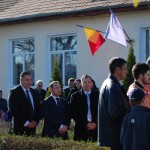 Preşedintele şi prim-vicepreşedintele PNŢCD,   prezenţi la comemorarea de la Bobota