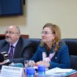 Maria Grapini (foto dreapta) a promis că lipsa de vizibilitate a siteului de informare turistică de la Cluj va fi remediată (Foto: Radu Hângănuț)