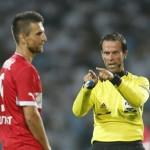 Meciul Steaua - Schalke va fi condus de o brigadă olandeză avându-l la centru pe Hendrikus Bas Nijhuis