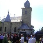 Greco-catolicii revendică Mănăstirea Bixad