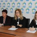 Proiectul femeilor din PMP se va derula pe parcursul a 12 luni