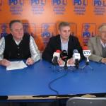 Liderii PDL au susţinut sâmbătă o conferinţă de presă