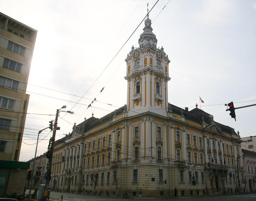 DNA la Primăria Cluj-Napoca: se verifică contractele cu SC Coral Impex