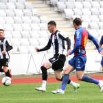 """""""U"""" Cluj a câştigat, cu scorul de 2-1, amicalul cu ASA Târgu Mureş, înaintea duelului cu Corona Braşov din Liga I"""