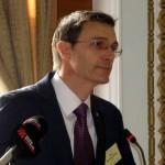 Rectorul Universităţii Babeş-Bolyai, Acad. prof. univ. dr. Ioan-Aurel Pop, a inaugurat miercuri Campusul UBB din cadrul Institutului de Diplomaţie Culturală, de la Berlin.