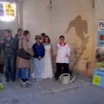 Spectacolul face parte din proiectul de promovare a valorilor civice în comunitățile din Satu Mare și Mădăras