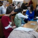 Studenții de la Facultatea de Litere din Cluj-Napoca au intrat în grevă japoneză.