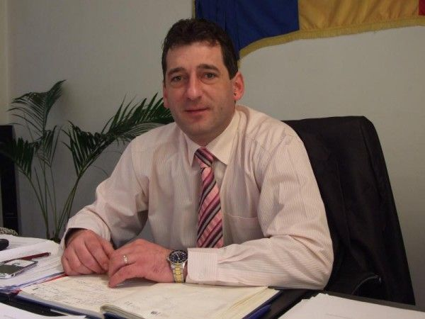 Primarul Adrian Domocoș
