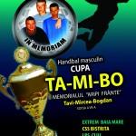 Ediția a VII-a a Cupei Tamibo a fost câștigată de handbaliștii de la LPS Cluj-Napoca