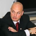 Pszkany Arpad neagă că s-ar fi întâlnit cu premierul Victor Ponta, dar se bucură pentru numirea lui Gino Iorgulescu în fruntea LPF /foto: Dan Bodea