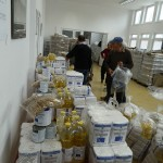 Alimentele comunitare, ridicate de un sfert dintre beneficiari