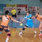 HC Zalău a obținut trei puncte importante în vederea ocuparea unui loc în play-off la finalul sezonului regulat. Foto / Magazin Sălăjean.ro