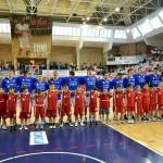 CSM Oradea se află, în premieră, în faţa unei întâlniri de cupă europeană. Foto / totalbaschet.ro