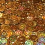 Monedele virtuale pot fi transformate în Bitcoini palpabili sau pot fi păstrați în portofele virtuale