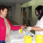 Acţiunea de măsurare gratuită a glicemiei va avea loc în data de 14 noiembrie