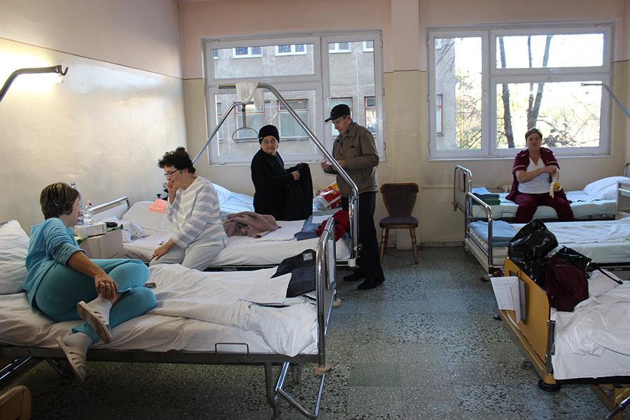 pacienti spital