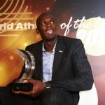 Jamaicanul Usain Bolt a fost desemnat pentru a 5-a oară consecutiv atletul anului