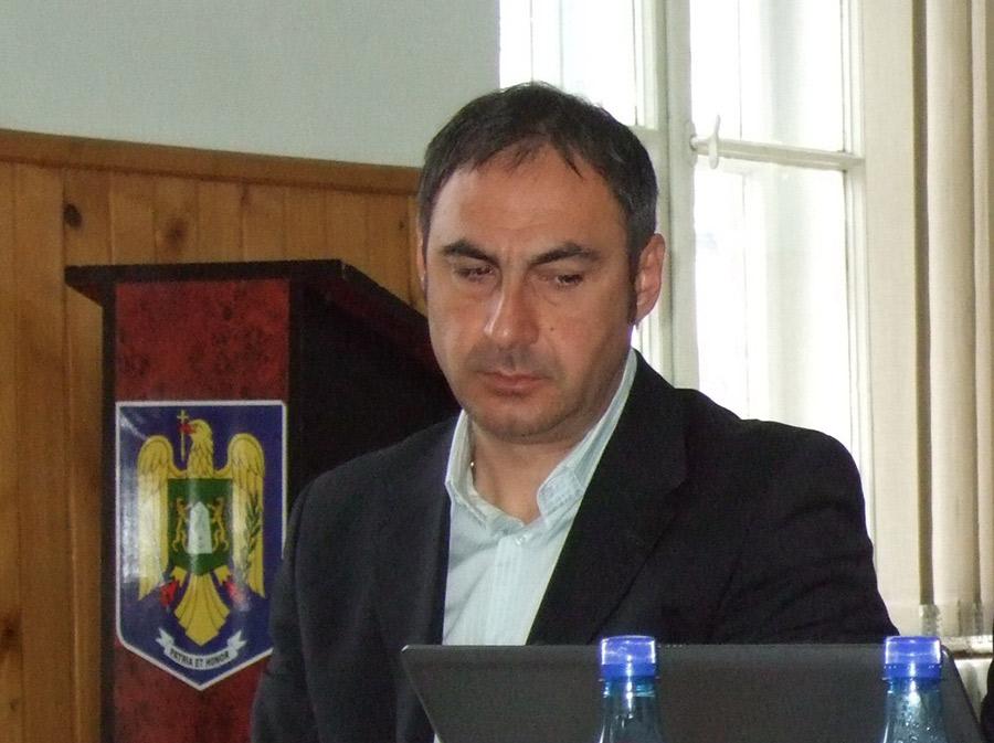 Comisarul şef Călin Gal