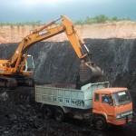 Aproape 50.000 de tone de cărbune sunt depozitate pe terenul Tenaris