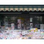 Chioscurile de ziare scoase la licitatie