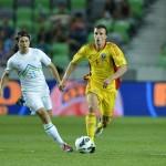 Vlad Chiricheş nu are fractură de piramidă nazală şi va putea juca pentru România în returul cu Grecia