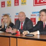 Manuela Rogoz este noul purtător de cuvânt al PSD Satu Mare / Fotoreporter: Vasile Mihovici