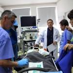 Blocul operator endoscopie digestivă (FOTO: Dan Bodea)