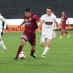 Florin Costea a marcat împotriva lui Dinamo primul său gol din acest campionat şi a adus o victorie mare a clujenilor în faţa echipei bucureştene / foto: Dan Bodea