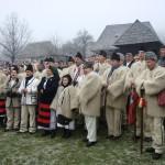 Sărbători de iarnă autentice în Maramureș
