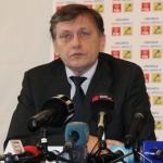 Crin Antonescu vine la Cluj să lanseze candidaţii la europarlamentare