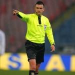 Arbitrul băimărean Cristian Balaj va oficia la centru meciul dintre PSV şi Zagreb din Liga Europa