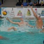 Calificaţi în premieră în grupele Ligii Campionilor poloiştii de la CSM Oradea au pierdut la debutul în această etapă a competiţiei