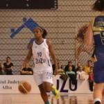 Duelul românesc din Liga Europei Centrale la baschet feminin,   dintre CSU Alba Iulia şi ICIM Arad a fost câştigat de campioana României şi deţinătoarea trofeului european,   ICIM