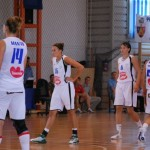 Baschetbalistele de la CSU Alba Iulia au obţinut o nouă victorie în cupele europene,   scor 82-70,   ăn faţa formaţiei Valosum Brno